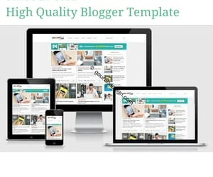 paid blogger templates, free blogger templates, and premium blogger templa image