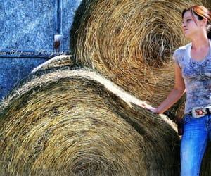 fashion model cowboygirl image