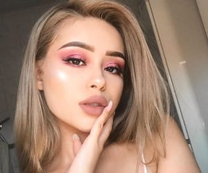 pretty girl girls, makeup goal, and perfect babes babe image