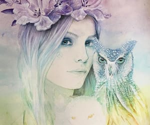 bec winnel, belleza, and colores image