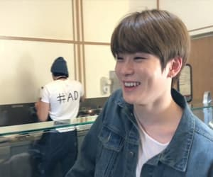 kpop, smile, and jaehyun image