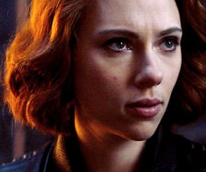 Avengers, black widow, and gif image