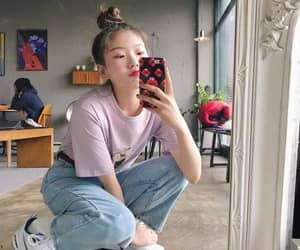 clothes, girl, and kfashion image