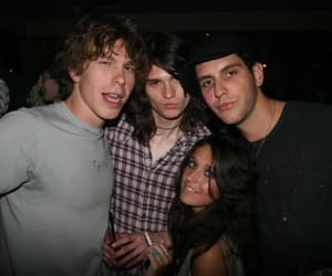 cobra starship, william beckett, and the academy is image