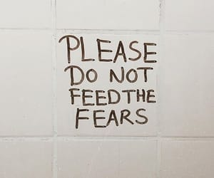 fear, inspiration, and peoples image