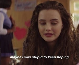 quotes, hannah baker, and tumblr image