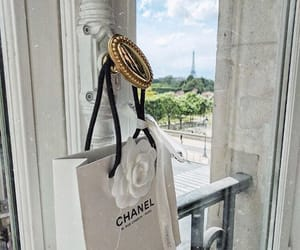 aesthetic, paris, and chanel image