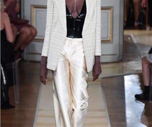 Armani, fashion, and runway image