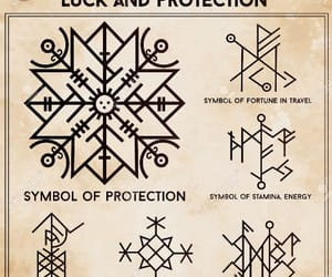 luck, magick, and wicca image