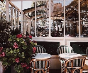 restaurant, aesthetics, and autumn image