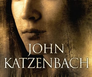 book, thriller, and john katzenbach image