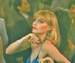 michelle pfeiffer, scarface, and beauty image