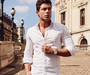 handsome, andrea denver, and style image