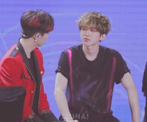 nine percent, cai xukun, and chen linong image