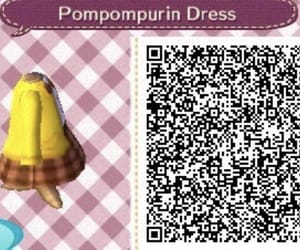 qrcode and acnlqrcode image