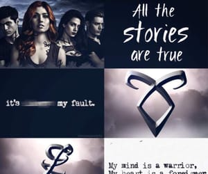aesthetic, quote, and rune image