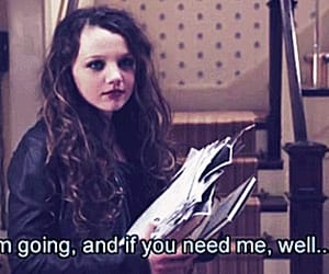 quotes, dorrit, and the carrie diaries image