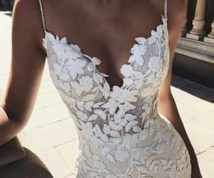 moda, summer, and white image