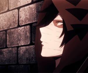 anime, gif, and satsuriku no tenshi image