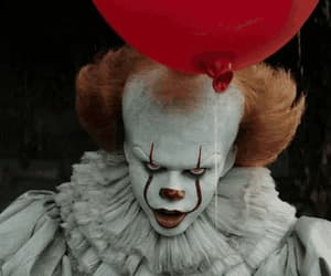 gif, it, and clown image