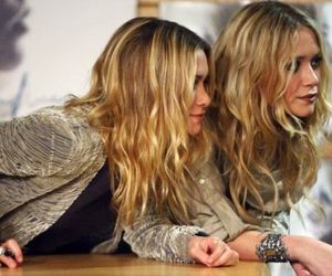 ashley olsen, mary-kate olsen, and style image