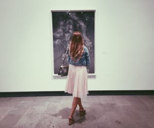 art, artsy, and blonde image