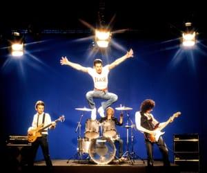 1980s, 80s, and Freddie Mercury image