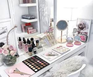 beuty, blush, and make up image