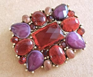vintage brooch, etsy gifts, and renaissance fair image