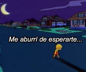 frases, lisa, and sad image