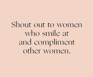 quotes, smile, and woman image