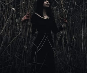 dark, witchcraft, and witchy image