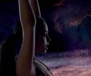 sweetener, god is a woman, and ariana grande image