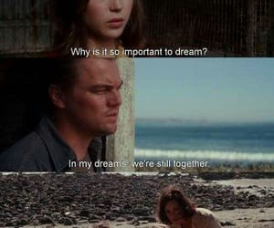 Dream, inception, and quotes image