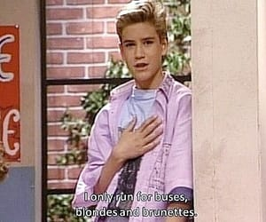 saved by the bell, zack, and mark-paul gosselaar image