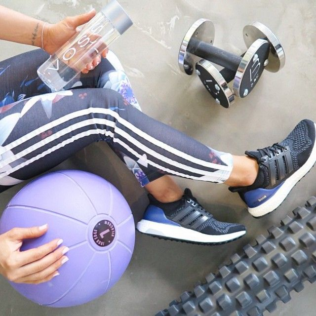 adidas, gym, and workout image