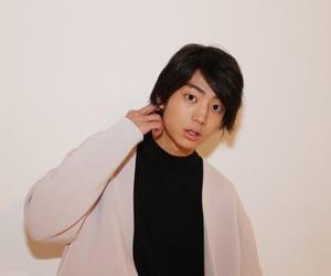 asian, japanese actor, and kentaro image