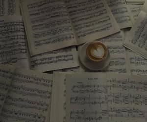 alternative, coffee, and music image