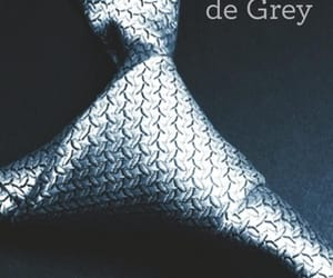 book, fifty shades of grey, and christian grey image