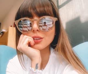 fashion, sunglasses, and giovanna ferrarezi image