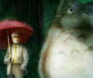 totoro, ghibli, and anime image