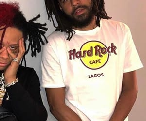 cafe, dreads, and dreamville image