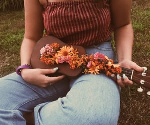 90s, aesthetic, and flowers image