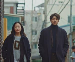 goblin, gong yoo, and kim go-eun image