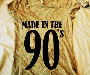 90s, t-shirt, and shirt image