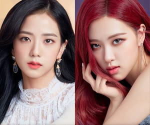 banner, blackpink, and cover image image