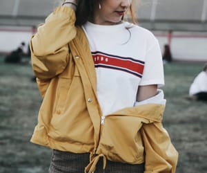 aesthetic, grunge, and model image