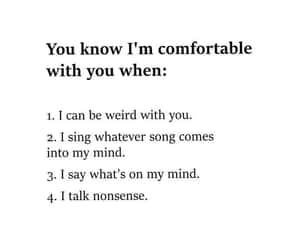 weird, love, and be yourself image