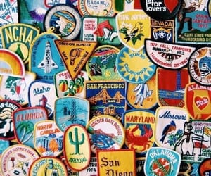 patches, places, and travel image