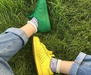 adidas, aesthetic, and analogue image